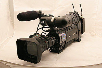 Private Classifieds listings from 2013-jvc-hm700-front-left-view.jpg