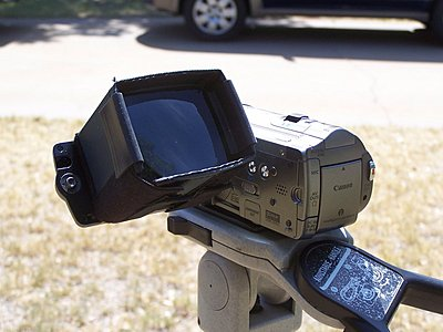 Private Classifieds listings from 2013-hf100_with_hood-2x_magnifier.jpg