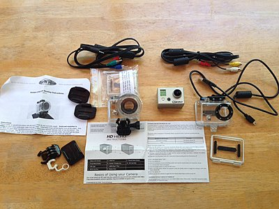 Private Classifieds listings from 2013-gopro-kit.jpg