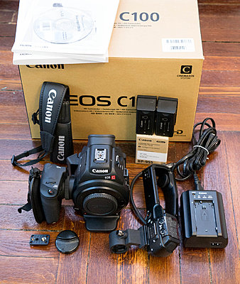 Private Classifieds listings from 2013-canon-c100-1800511.jpg
