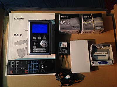 Private Classifieds listings from 2014-canon-xl2-stuff.jpg