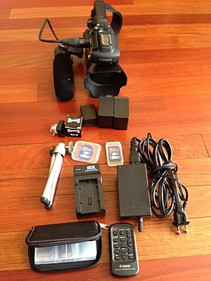 Private Classifieds listings from 2014-canon-xa10-bundle.jpg