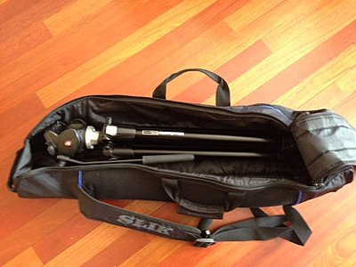 Private Classifieds listings from 2014-tripod-bag-open.jpg