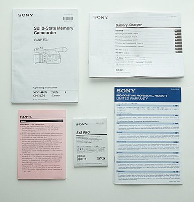 Private Classifieds listings from 2014-sony-ex1-image-3.jpg