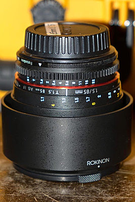 Rokinon Cine Lenses 24mm, 35mm, 85mm Nikon mount with Canon adapters-85.jpg