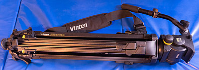 Vinten Vision 100 with Fibertec legs-vinten-vison-100-w-fibertech-sticks-spreader-folded.jpg
