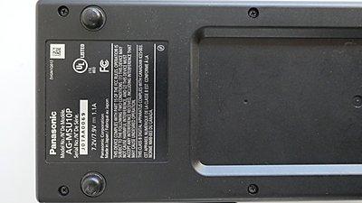 Panasonic AG MSU10 P2 Storage Unit-p1050304.jpeg