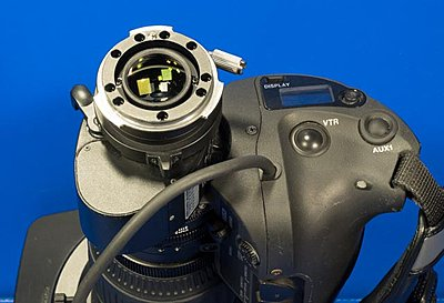 """Canon 1/2"""" ENG lens and EX adapter-pcs42478.jpg"""