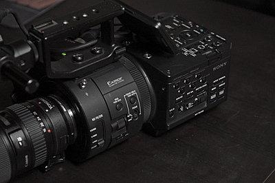 Sony NEX-FS700U with 4K Upgrade-fs700-left-side.jpg
