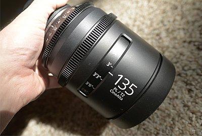 Sony CineAlta 4K PL Mount Lens 135mm-pict3.jpg