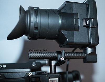 "Sony PXW-FS7 ""Carbon Fiber Rod for view finder""-fs7-ca-2.jpg"