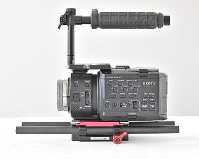 Sony FS100 kit, Berkey plate/handle and Zacuto base and carbon rods 00-rlb_3792.jpg
