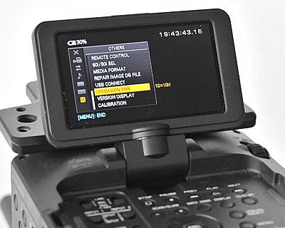 Sony FS100 kit, Berkey plate/handle and Zacuto base and carbon rods 00-rlb_3832.jpg