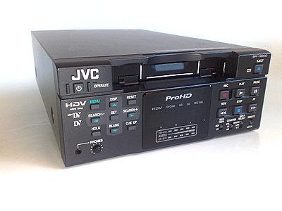 JVC BR-HD50 HDV DV Mini DV Mini HDV Deck-jvc_br-hd50.jpg