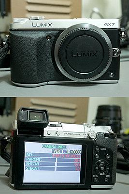 Panasonic Lumix GX7 Body (Silver) - Very Low Shutter Count-gx7.jpg
