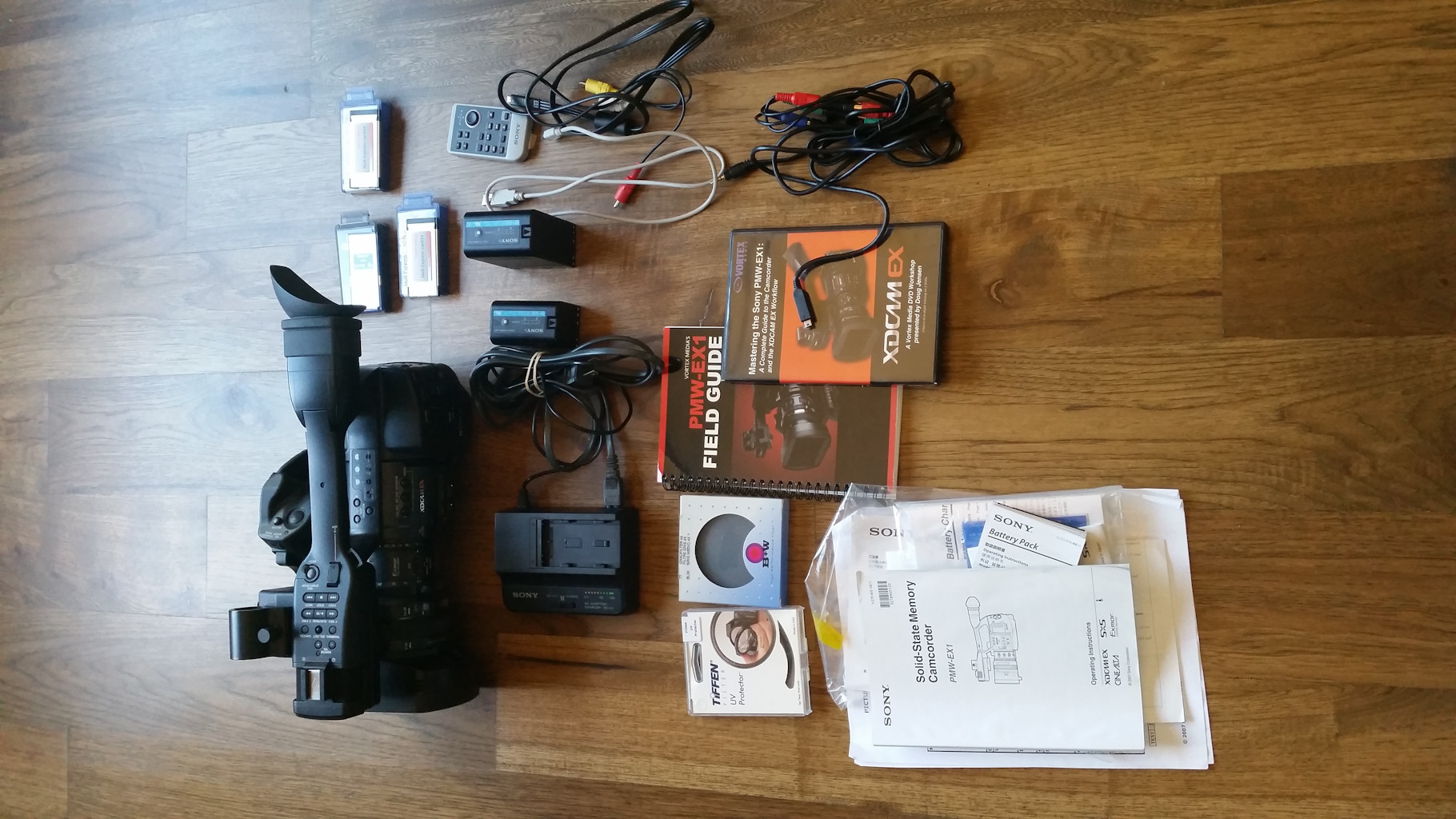 Sony EX-1 + Lot... Glidecam Hd 4000 For Sale Oregon