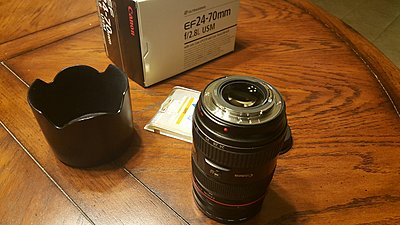 Canon 24-70 F2.8 L Lens with Hoya Filter & more!-lens-pic-8.jpg