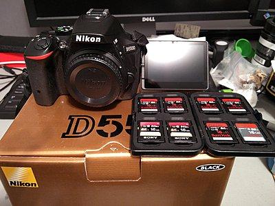 Nikon D5500 DSLR Body, Near New-img_20151022_214931.jpg