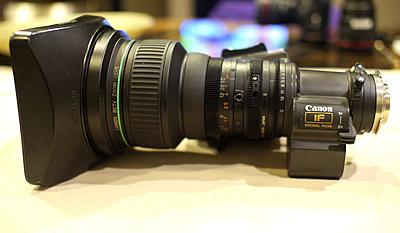 Canon J20ax8B4 IRS SX12 IF 20x BCTV Lens-p1030055.jpg
