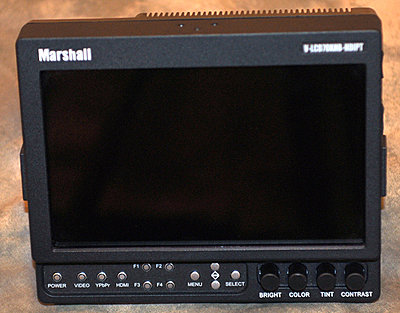 "Marshall V-LCD70XHB-HDIPT 7"" LCD Monitor kit with Sony NP-F970 Battery, extras-dsc_0106b.jpg"