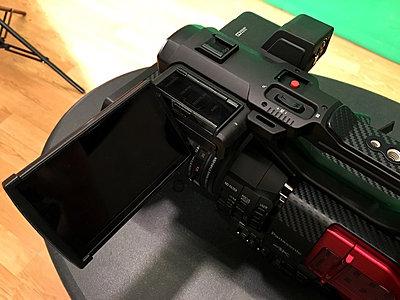Panasonic DVX200 with Extra Battery - Like new!-2016-01-07-14.04.33.jpg
