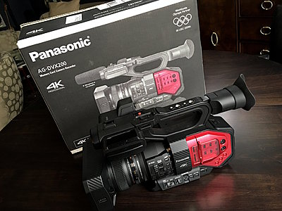 Panasonic DVX200 with Extra Battery - Like new!-2016-01-07-14.18.38.jpg