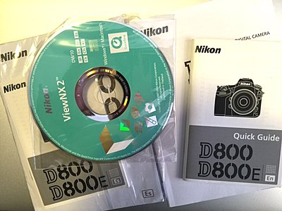 Nikon D800E 36.3 MP FX-format DSLR Camera with Nikon 16-35mm 1:4G ED VR lens.-4-camera-manuals.jpg