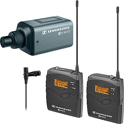 Sennheiser G3 Wireless Microphone Kit - A (516-558 MHz)-1336656969000_859432.jpg