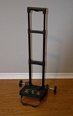 Sony NEX-EA50U w/all orig. acc. & extras-trolley.jpg