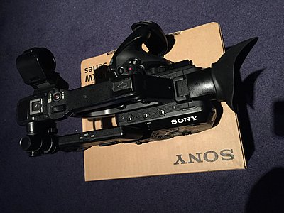 Sony  PXW-FS5 XDCAM Super 35 Camera System-img_6895.jpg