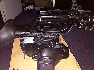 Sony  PXW-FS5 XDCAM Super 35 Camera System-img_6898.jpg