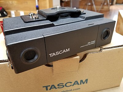 Tascam DR-701D 6-Track Field Audio Recorder SMPTE Timecode - 5-20160509_084834.jpg