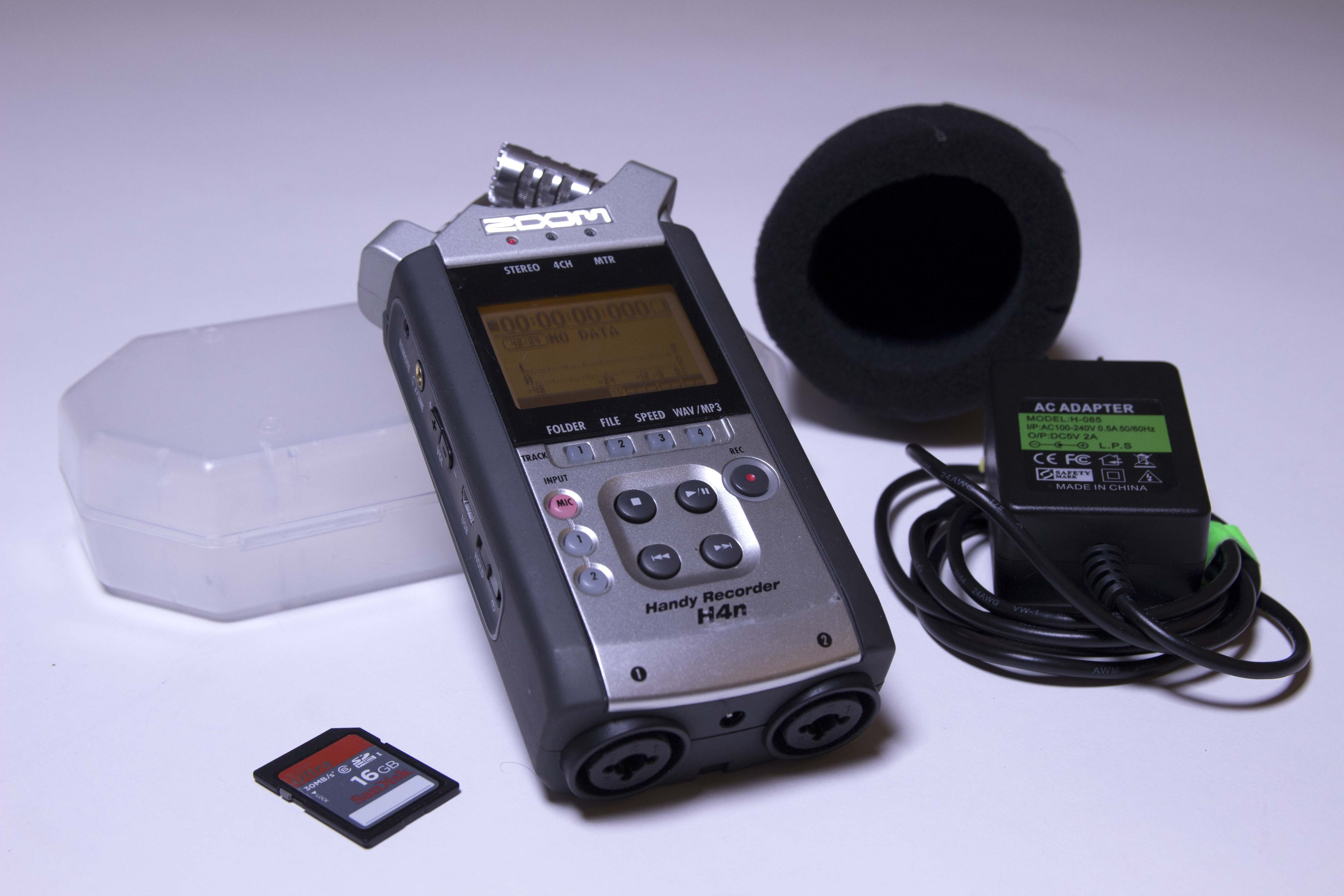 fs conus zoom h4n pro audio recorder at. Black Bedroom Furniture Sets. Home Design Ideas