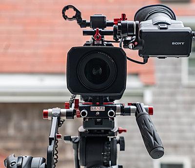 Sony FS7, Two Lens, Lots Extras-fs7-front-1281.jpg