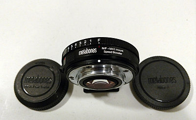 Metabones SpeedBooster 0.71x Adapter for GH5 - Nikon G Lens to Micro Four Thirds-img_20181109_162045127.jpg