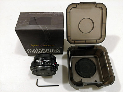 Metabones SpeedBooster 0.71x Adapter for GH5 - Nikon G Lens to Micro Four Thirds-img_20181109_161935271-smalll.jpg