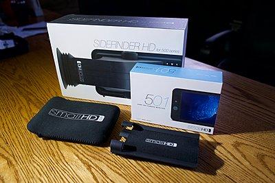 SmallHD 501 Monitor with Sidefinder-dsc01329.jpeg