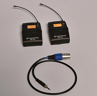 Sennheiser EW100 G3 SK-100 Transmitter/Receiver-850_2325-2.jpg