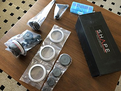SHAPE Follow Focus Kit with Single 15mm Rod Clamp-55460013_563124407528445_2172432464482402304_n.jpg