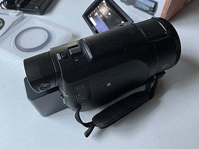 Sony FDR-AX53 4K Ultra HD Handycam Camcorder Great Condition-img_5814.jpg