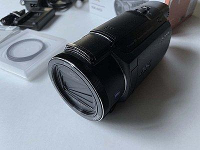 Sony FDR-AX53 4K Ultra HD Handycam Camcorder Great Condition-img_5815.jpg