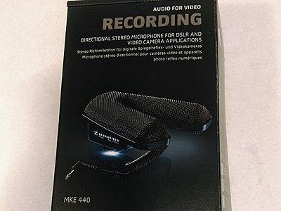 Sennheiser MKE 440 Compact Stereo Shotgun Microphone-img_20191012_123005920.jpg