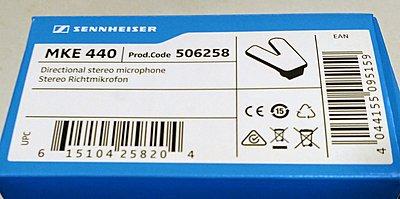 Sennheiser MKE 440 Compact Stereo Shotgun Microphone-img_20191012_122942657.jpg