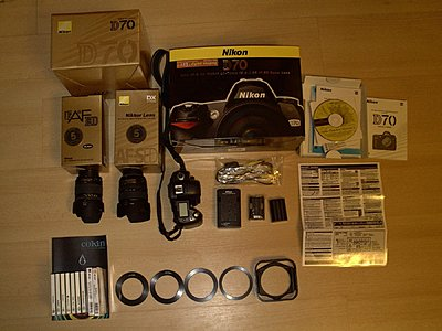 Private Classifieds listings from 2008-nikon_kit.jpg