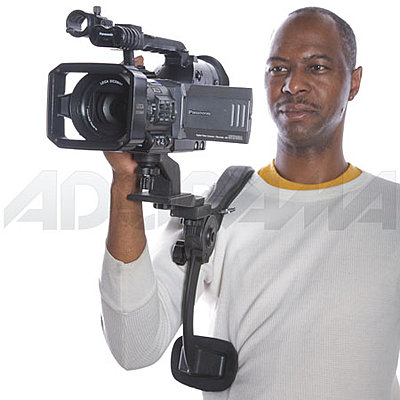 "Adorama ""Hands Free"" Camcorder & Digital Camera Shoulder Support Bracket  - .95!!!-adorama-shoulder.jpg"