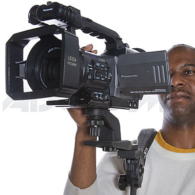 "Adorama ""Hands Free"" Camcorder & Digital Camera Shoulder Support Bracket  - .95!!!-adorama-shoulder-2.jpg"