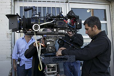 """Shooting with the F3 on """"Key & Peele"""" for Comedy Central-kpcam.jpg"""