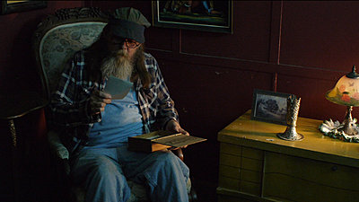 The Legend of Seven Toe Maggie: Feature-jenkinschair.jpg