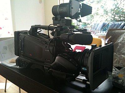 PMW 350 Firewire & Matt box-foto.jpg