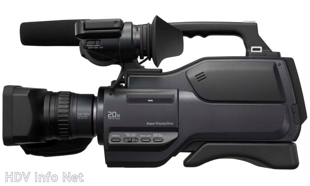 Sony HVR-HD 1000E – zivarentals